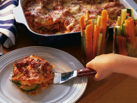 vegetarisk mat barnvänlig