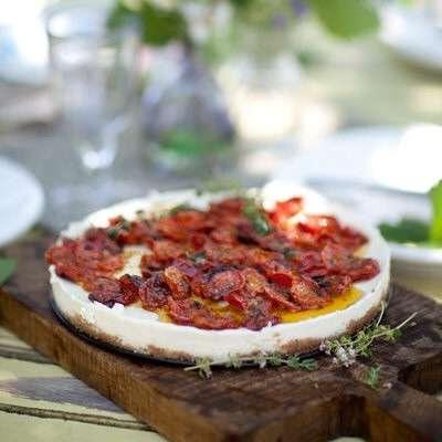 semi soltorkade tomater